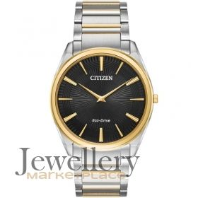 Citizen Eco-Drive Stiletto Men's Watch (AR3074-54E)